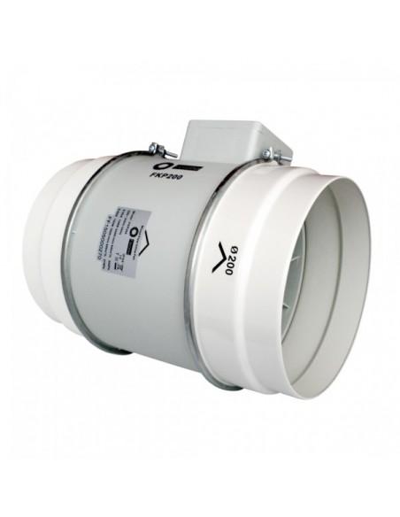 Wentylator kanałowy plastikowy FKP200