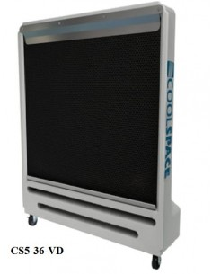 Klimatyzator, schładzacz wodny COOL-SPACE CS6-36-VD