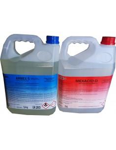 Preparat do dezynfekcji  Armex 5 + Mexacid D 5kg
